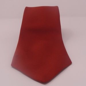 Other - Red Silk Tie by The Custom Shop Vintage 3 for $10
